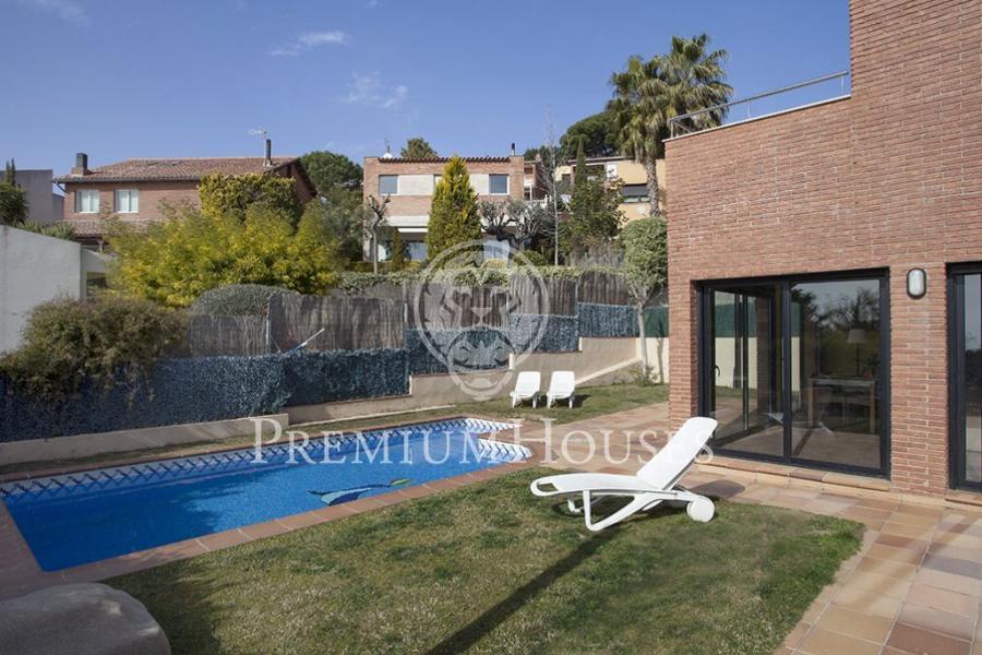 Sitio de la propiedad en Barcelona