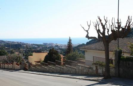 Nucli de Mas Coll d'Alella