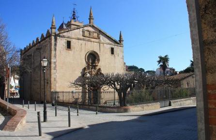 Església de Sant Feliu d'Alella