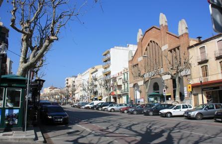 Mercado Municipal de Arenys de Mar