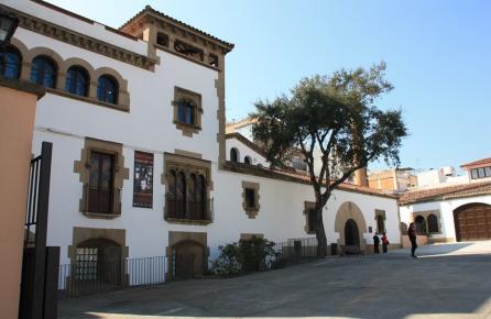 Centro Cultural Calisay de Arenys de Mar