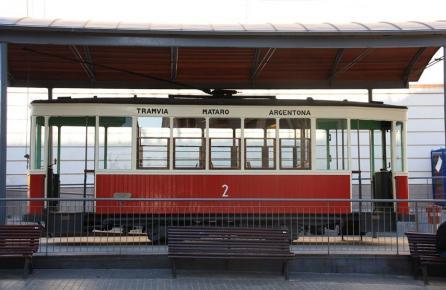 Tranvía de Argentona
