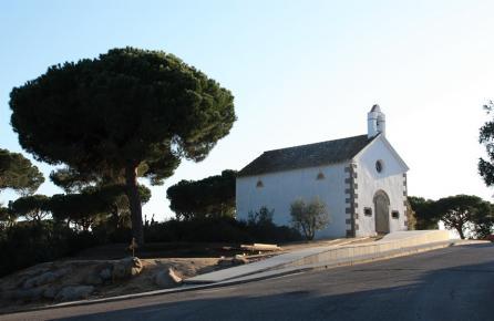 Ermita del cementerio de Cabrera de Mar