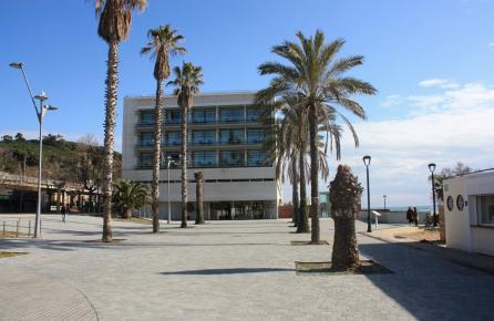 Hotel Colon de Caldes d'Estrac