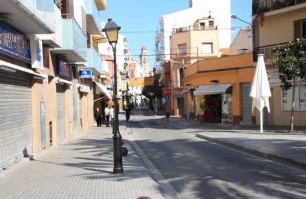 Centra urbà de Calella