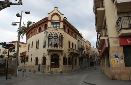 Casa Museo Lluís Domènech i Montaner de Canet de Mar