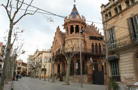 Casa Roura Canet de Mar