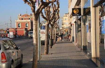 Passeig a Montgat