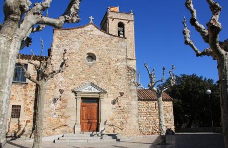 Església de Sant Andreu d'Orrius