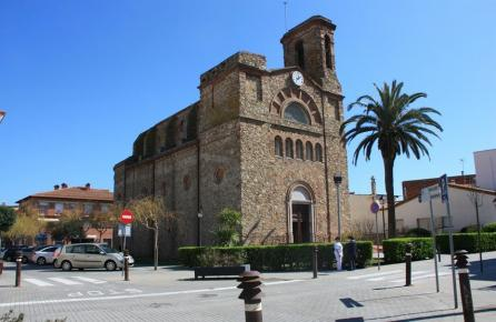 Iglesia de Santa Maria de Palafolls