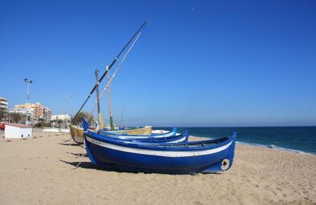Platja de Pineda de Mar