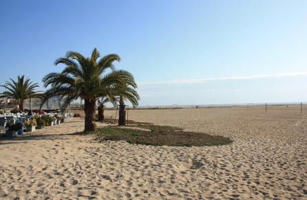 Playa de Premià de Mar