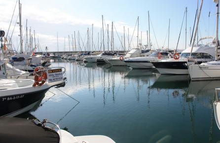 Puerto Balís en Sant Andreu de Llavaneres