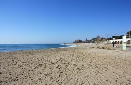 Playa de Sant Andreu de Llavaneres