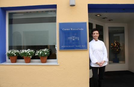Restaurant Sant Pau de Carme Roscalleda a Sant Pol de Mar
