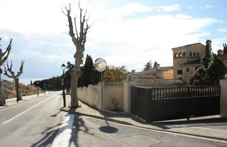 Carretera de Sant Vicenç de Montalt