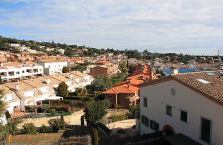 Vista de Sant Vicenç de Montalt