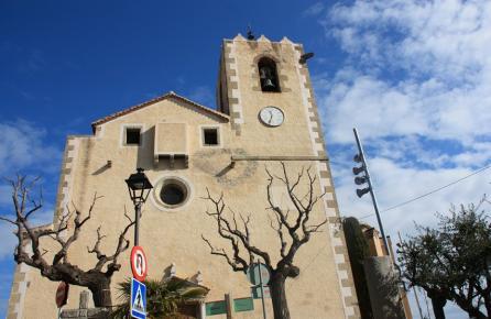 Església de Sant Vicenç de Moltalt