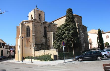 Iglesia de Sant Vicenç de Montalt