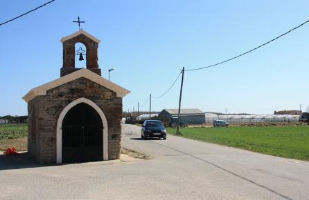 Pequeña ermita en Santa Susanna