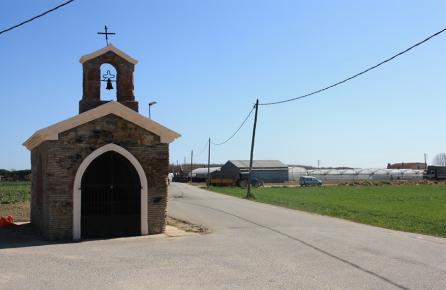 Petita ermita a Santa Susanna