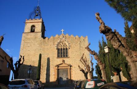 Iglesia de San Martín de Teià