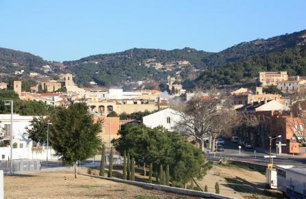 Vista de Teià