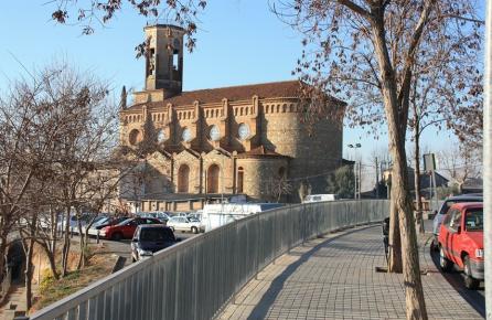 Església de Sant Cebrià de Tiana