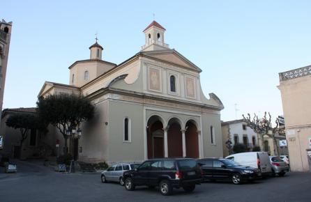 Iglesia de Vilassar de dalt
