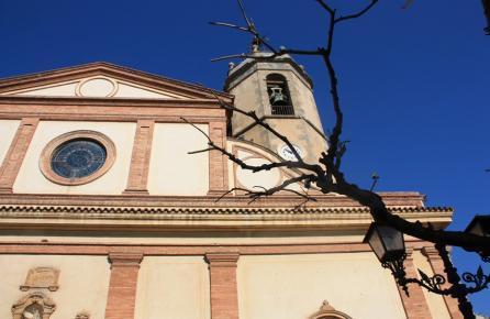 Campanar de l'Església de Sant Joan de Vilassar de Mar