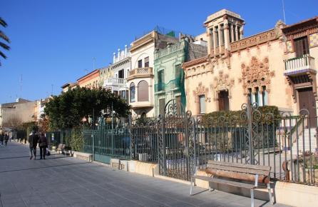 Cases senyorials típiques de Vilassar de Mar