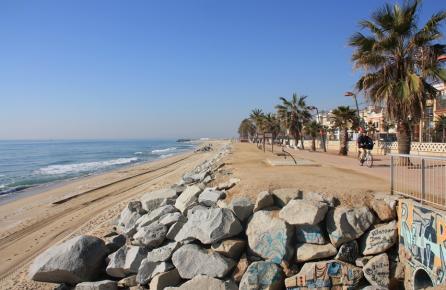 Platja de Vilassar de Mar